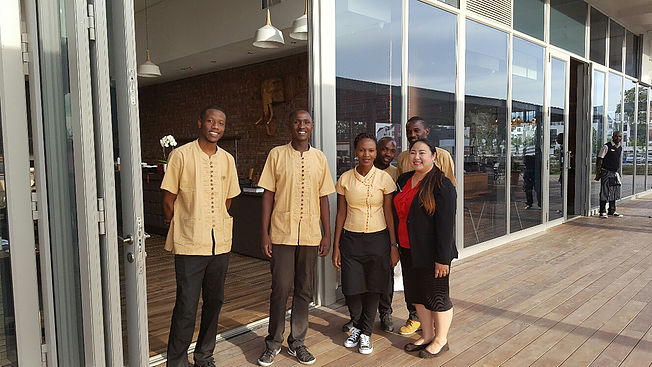 "Wang Thai Says ""Sawasdee Ka"" to the Sanctuary Shopping Centre in Somerset West"