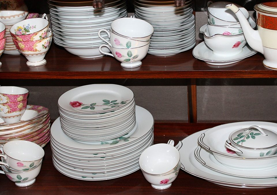 The Best Way to Pack Dishes During a Move