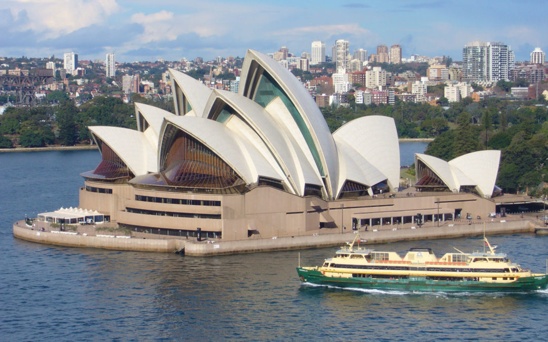 International Relocation: Moving to Australia?