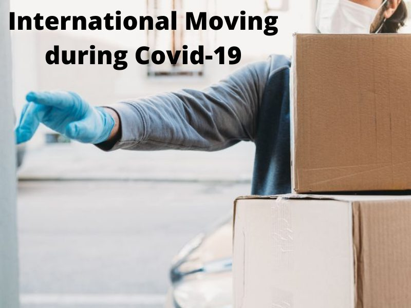 Are International Furniture Removals Safe During COVID-19?